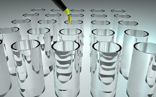 Materiales de Laboratorio de Vidrio
