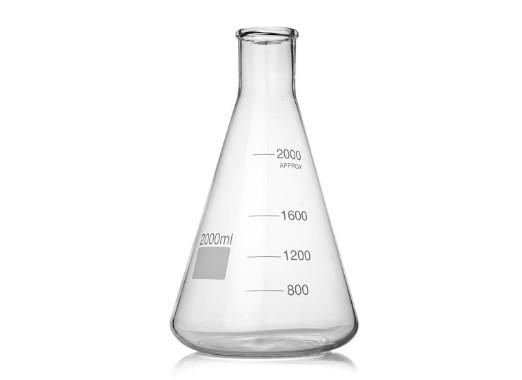 Matraz De Fondo Plano Para Que Sirve Capacidad Uso 2020 Materiales De Laboratorio
