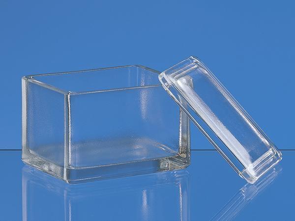 Listado de materiales de laboratorio de vidrio