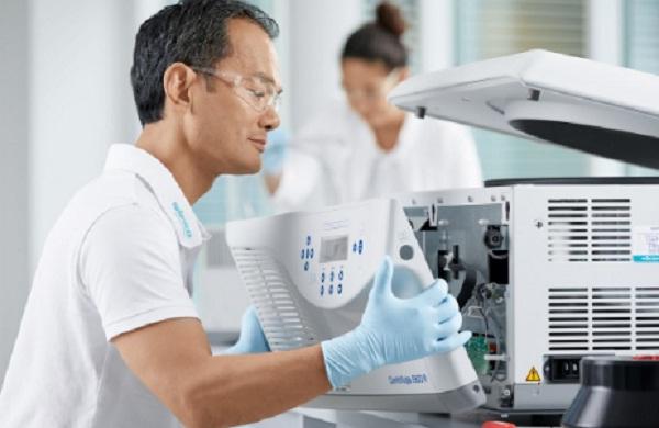 Mantenimiento preventivo de centrifuga