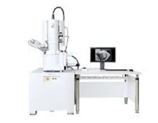 microscopio electrónico