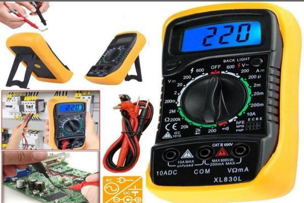 Clasificación y tipos de amperímetros